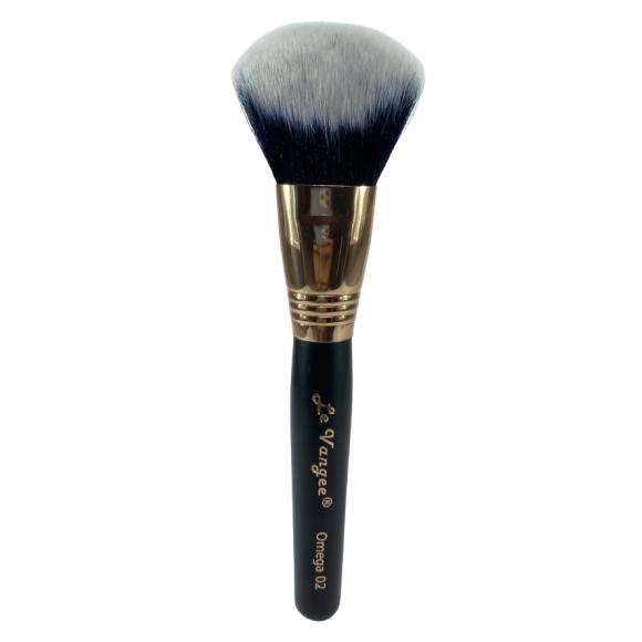 Le Vangee - Omega 02 - Pincel Chanfrado para Pó - 58002